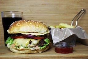 burgery Ochota