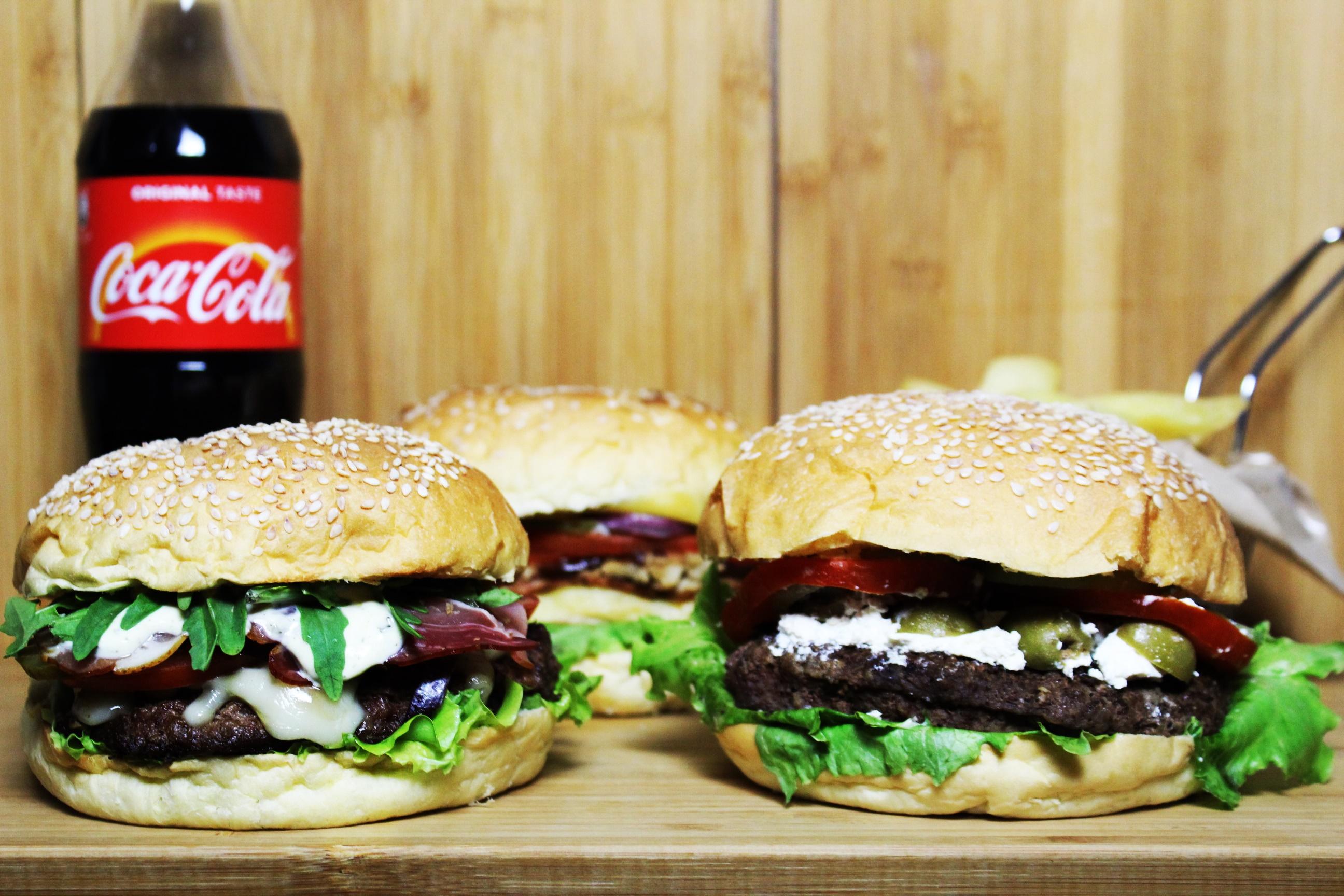 burger Bemowo